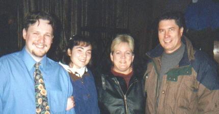 Eugene, Ira, Paula and John