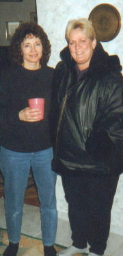 Paula and Dorcas