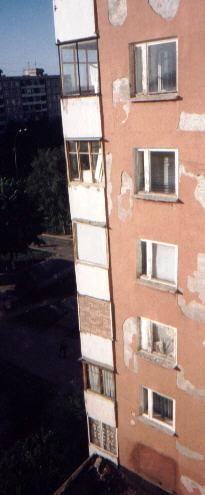 Moldovan Building